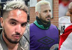 Claudio Pizarro y otros jugadores de la selección peruana que también se antojaron y cambiaron de look | FOTOS