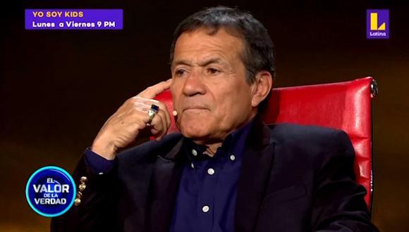 """Miguel Barraza indicó que le gustaría despedirse de su público con un gran show. """"He vivido un vida muy linda"""", cuenta el cómico. (Captura de pantalla)"""