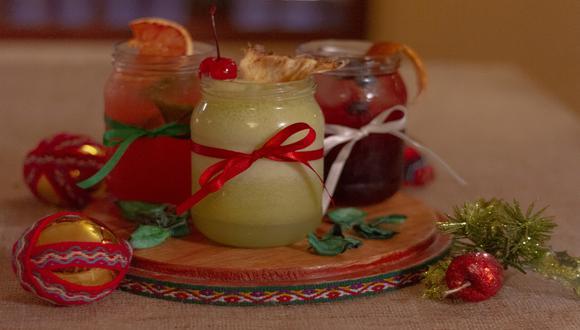 Sami, Suyay y Munay son los tragos inspirados en la Navidad andina y perfectos para celebrar estas fiestas. (Foto: Z. Carbajal)