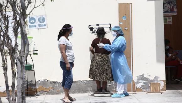 En el balneario de Pucusana, en Lima, solo existen dos postas médicas: el Centro de Salud Pucusana y Benjamin Doig. Ambos no se abastecen para dar atención al distrito que cuenta con casi 19 mil habitantes. (Foto archivo GEC)