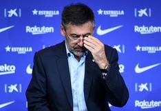 Detienen a Josep María Bartomeu, expresidente del Barcelona, por escándalo del 'BarçaGate'