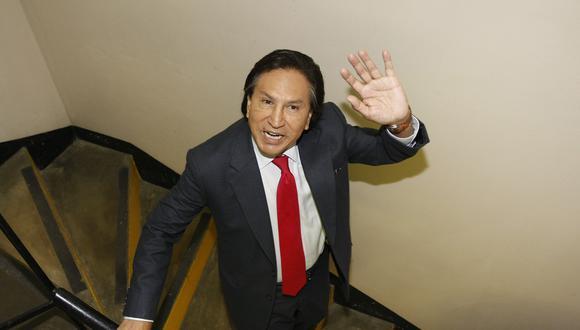 Alejandro Toledo afronta un proceso de extradición de Estados Unidos por el caso Odebrecht (Foto: Archivo Grupo El Comercio)