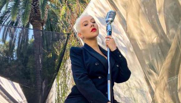 Christina Aguilera prepara un nuevo disco en inglés, pero no da fechas. (Foto: @xtina)