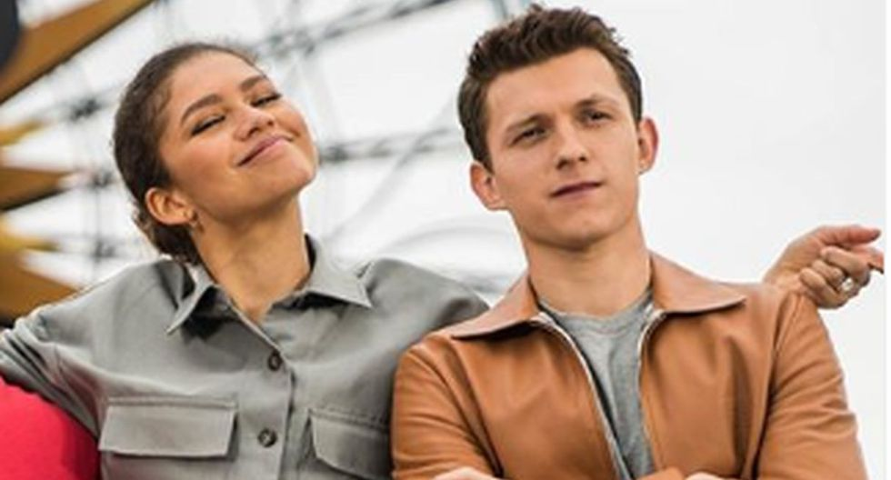 Tom Holland, protagonista de Spider-Man, fue captado en salidas con alguien y no se trata de Zendaya.