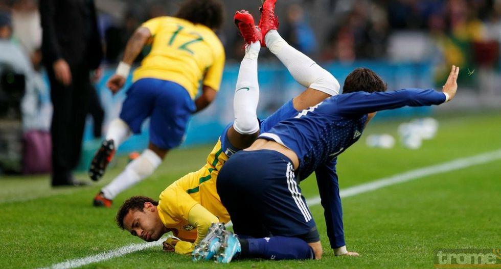 Neymar confiesa, al borde las lágrimas, porque exagera las faltas y cómo sufre dentro del campo