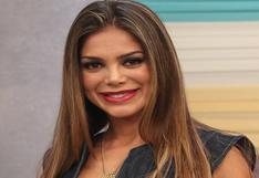 Vanessa Jerí contó que anda desconectada de las redes sociales, pues se ha convertido en toda una ama de casa