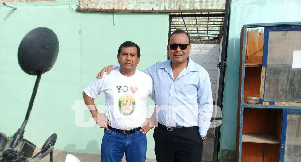 Dejan en libertad a policía que protestó contra Carlos Basombrío