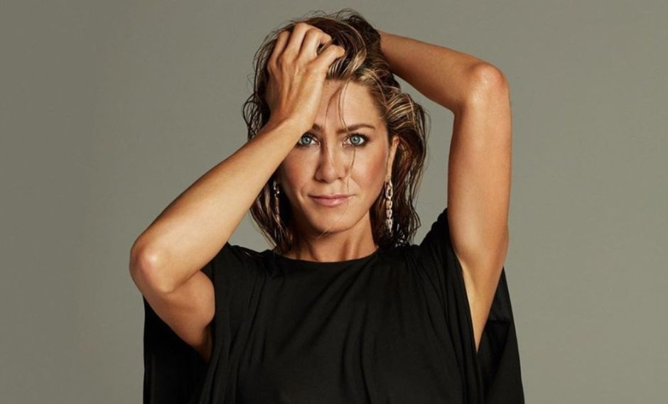 Jennifer Aniston posó para la revista Interview Magazine. (Foto: @interviewmag)