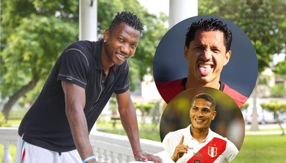 Andrés Mendoza comparó a goleadores de la 'Blanquirroja' (Foto: GEC)