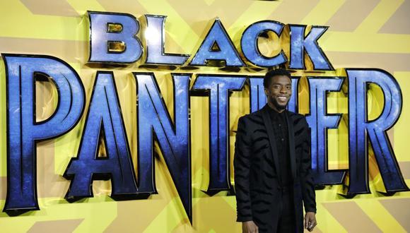 Chadwick Boseman falleció el 28 de agosto tras una larga lucha contra el cáncer de colon. (Foto: Tolga AKMEN / AFP).
