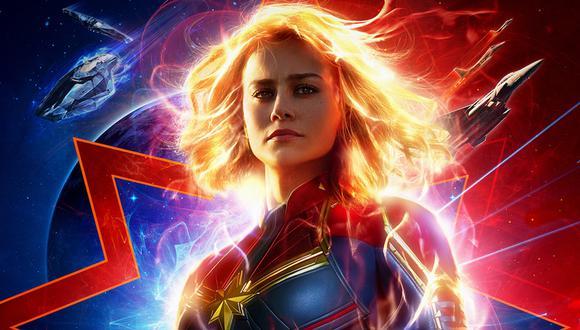 """La llegada de Carol Danvers será el eslabón que unirá todo el misterio dejado por """"Vengadores: la guerra del infinito"""" (Foto: Marvel Studios)"""