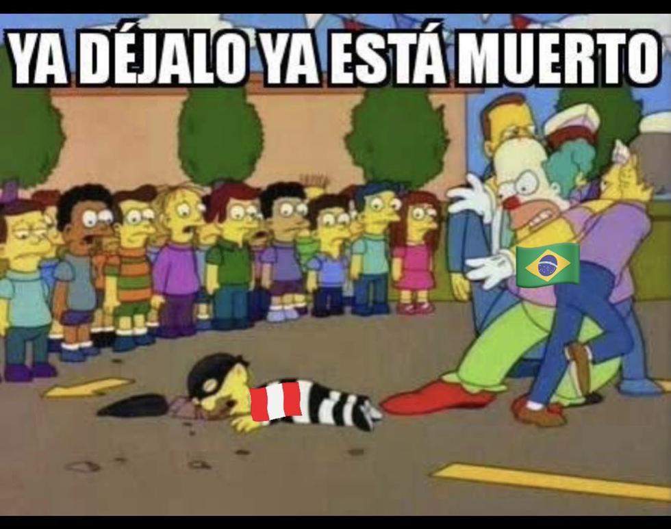 Memes del Perú vs. Brasil tras la derrota de la selección peruana en su debut de la Copa América 2021.