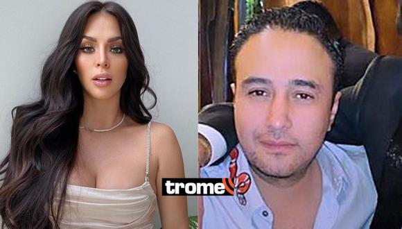 Sheyla Rojas: su novio Sir Winston, más enamorado que nunca, le dedica romántico mensaje