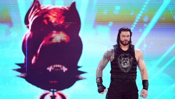 Roman Reigns confirma que se perderá Wrestlemania 36. (Foto: WWE)