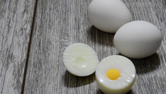 Los huevos duros se echan a perder más rápido que los frescos. (Foto: Bruno Germany / Pixabay )