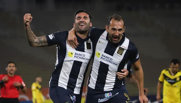 Alianza Lima volvió al triunfo: Derrotó 2-1 a Cantolao por Fase 2 de Liga 1.