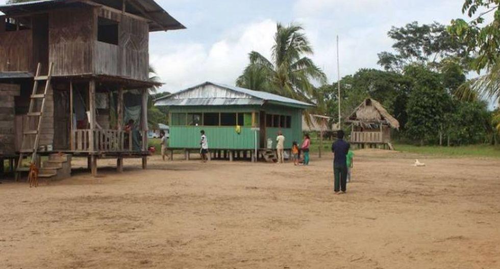 Nativos no contactados atacaron una aldea en Madre de Dios. (Agencia Andina)