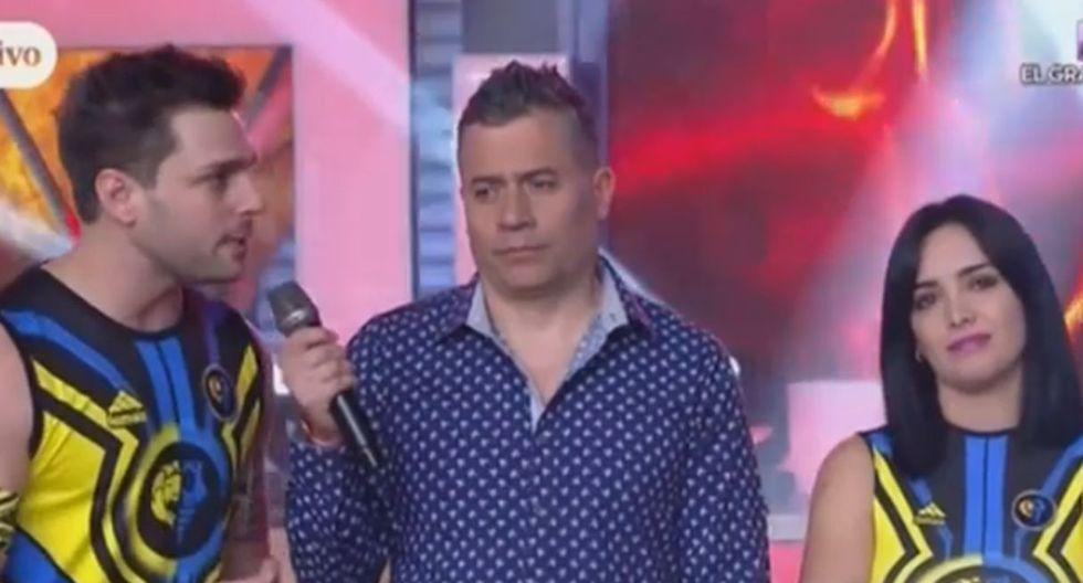 Rosángela rompe en llanto luego de que Nicola Porcella dijera estar arrepentido mandar a su equipo a votar por ella