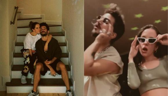 """Camilo y Evaluna Montaner ponen a bailar las redes con nuevo TikTok de """"Ropa cara"""". (Foto: @camilo)"""