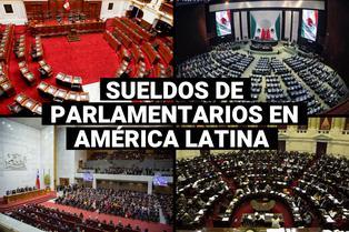 ¿Qué país paga más a sus parlamentarios en América Latina?