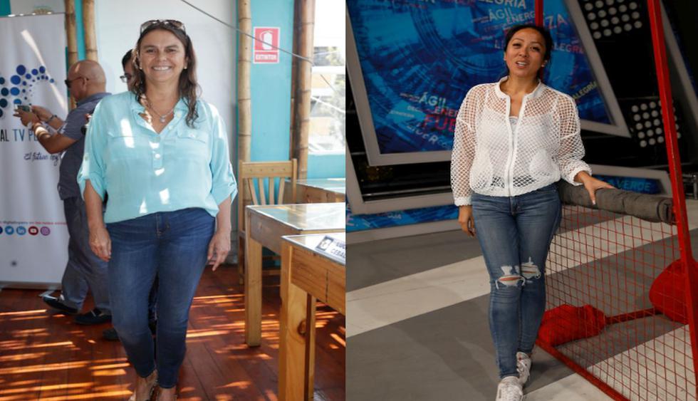 Mamacha' llama 'cínica' a Marisol Crousillat por negar su ingreso a 'Combate'.