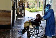 67.208 pacientes vencieron coronavirus en Perú y fueron dados de alta, informó el Minsa