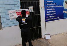 Villa El Salvador: Intervienen a falso médico, acusado de atender a pacientes con COVID