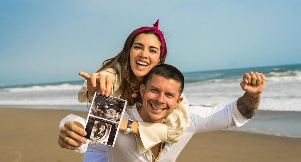 Mario Hart y Korina Rivadeneira confirman que se convertirán en padres. (Foto: Instagram| rivadeneirak)