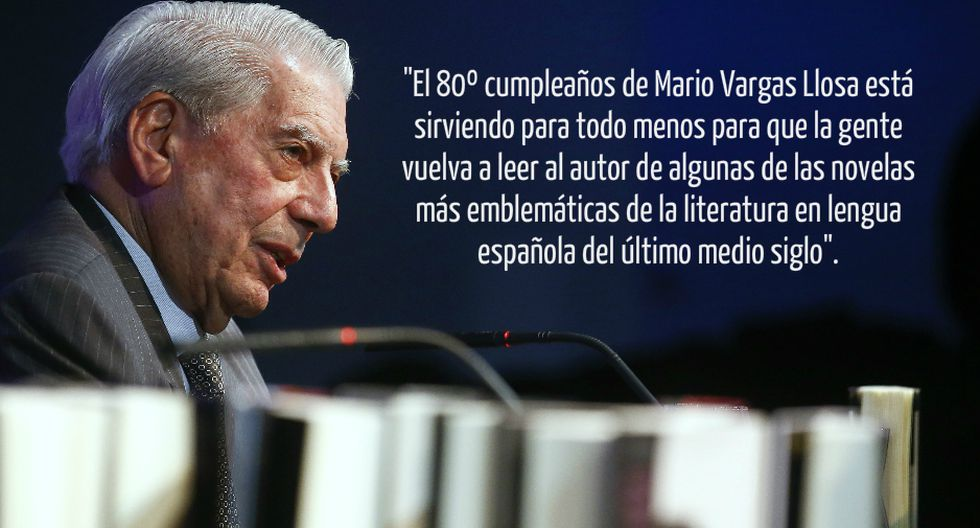 Vida privada de Mario Vargas Llosa estaría afectando su actividad literaria. Composición: Trome