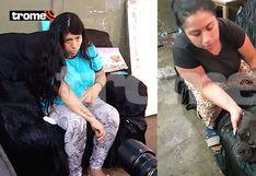 Villa El Salvador: Sujeto atacó a cuchillazos a su expareja embarazada, destrozó la casa y lastimó a perritos