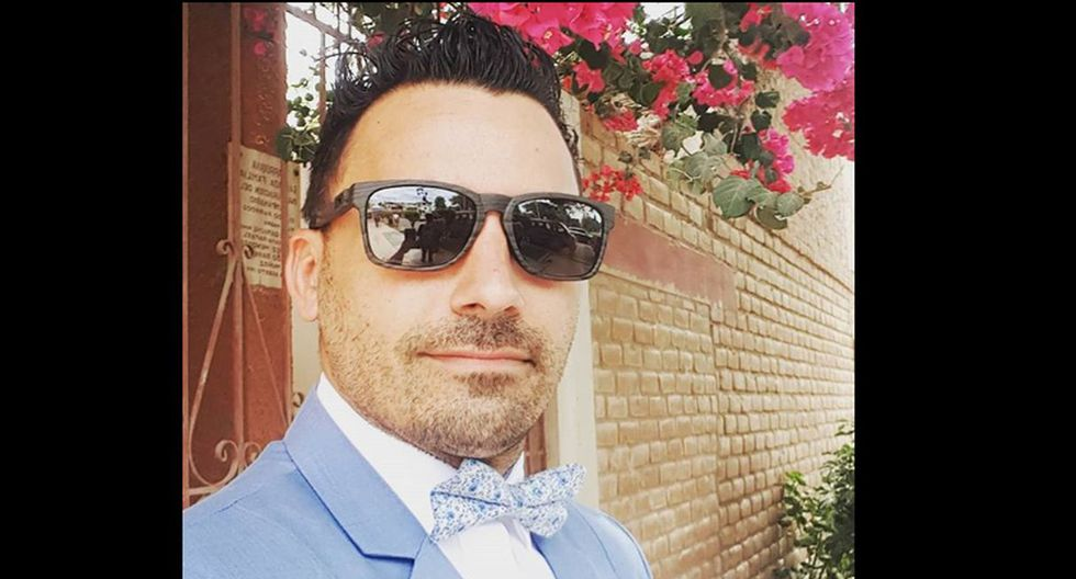 Santi Lesmes. (Foto: Instagram)
