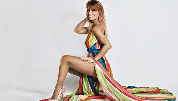 Olenka Zimmermann vuelve a la televisión esta noche por Willax | TROME