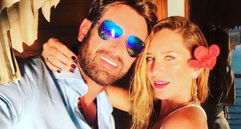 Geraldine Bazán y Gabriel Soto era una de las parejas más solidas de México, pero se divorciaron tras 10 años de relación y haber formado una familia. (Foto: Instagram Geraldine Bazán)