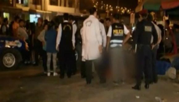 Cobrador de combi muere baleado por policía en confuso incidente
