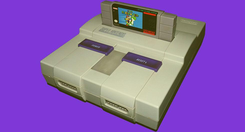 ¿Sabes por qué algunos Nintendo se volvían amarillos producto del paso del tiempo? Esta razón te sorprenderá. (Foto: Nintendo)