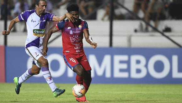 De Jesús, de 29 año, viene de jugar en El Nacional. (Foto: AFP)