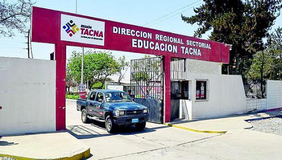 Las autoridades del sector Educación señalaron que por el momento no existen las condiciones para el retorno a clases presencial o semipresencial (Foto: Dirección de Educación Tacna)