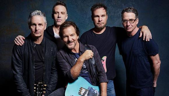 """Pearl Jam estrenará su película """"Gigaton Visual Experience"""" por televisión. (Foto: Instagram)"""