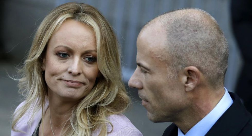 Abogado de actriz porno Stormy Daniels se declara inocente de estafar a su clienta. (EFE)