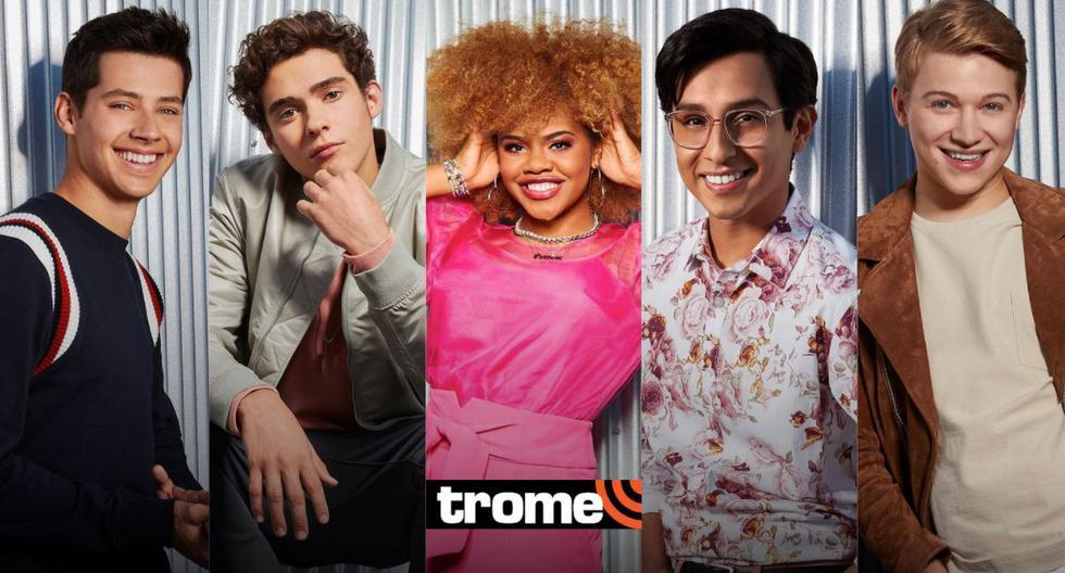 'High School Musical: El Musical: La Serie': Conversamos con los protagonistas