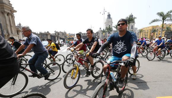 Municipalidad de La Victoria organiza para este domingo 18 una bicicleteada para fomentar el deporte y prevenir el contagio del COVID-19.