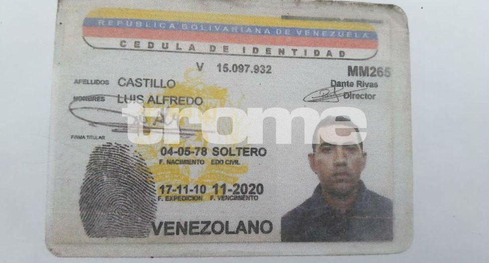 Detienen a delincuentes, entre ellos un expolicía venezolano, en voraz persecución y balacera. Foto: Trome