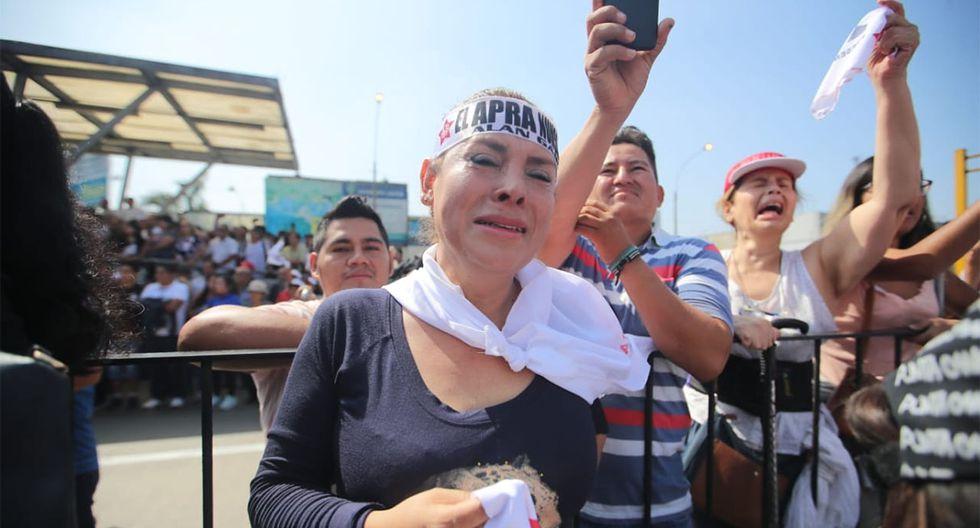 Así se desarrolló el último día del velorio del ex presidente Alan García. (Foto: Giancarlo Ávila / GEC)