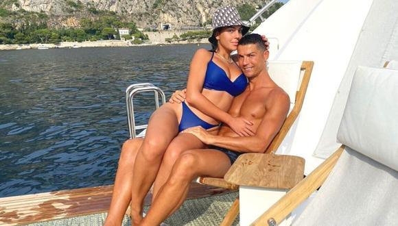 Modelo revela detalles de su vida con Cristiano Ronaldo (Foto:@georginagio)