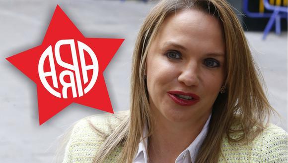 "Luciana León asumirá con ""hidalguía"" consecuencias dentro del Apra por abstenerse a votar vacancia de PPK"