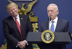 """Exsecretario de Defensa Jim Mattis acusa a Trump de intentar """"dividir"""" Estados Unidos"""