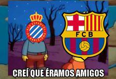 Barcelona vs. Espanyol: mira los mejores memes de la victoria culé en el derbi de Cataluña