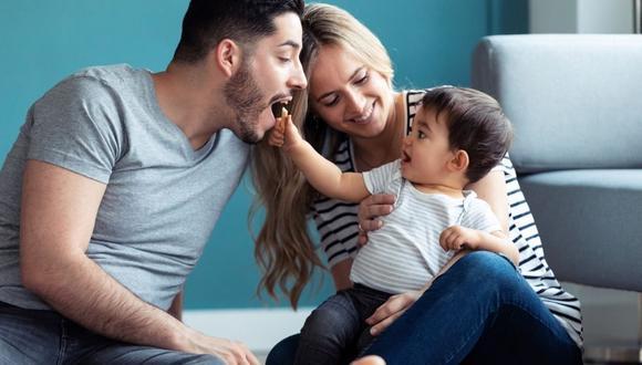 Consejos para conectar con tu bebé.