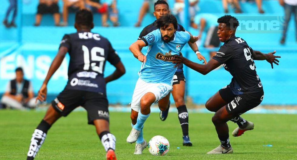 Sporting Cristal vs  Independiente del Valle en vivo