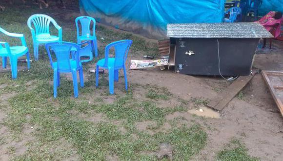 Según informó la PNP, los integrantes del grupo terrorista ingresaron a un bar del centro poblado San Miguel y ultimaron a 18 personas. (Foto: PNP)